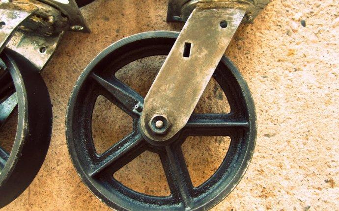 Antique Casters | Vintage Industrial Furniture