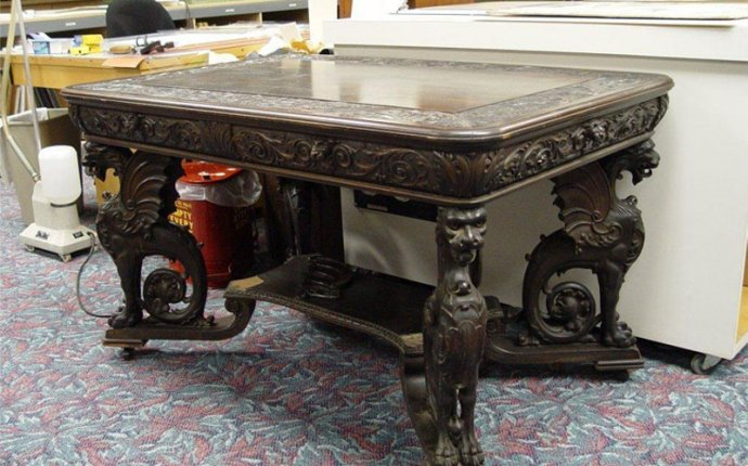Antique Finishes Wood Furniture | TrellisChicago