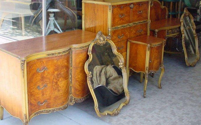 Antique Oak & Walnut Furniture
