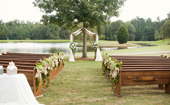 Antique Pews - Oconee Event Rentals | Tents, Farm Tables