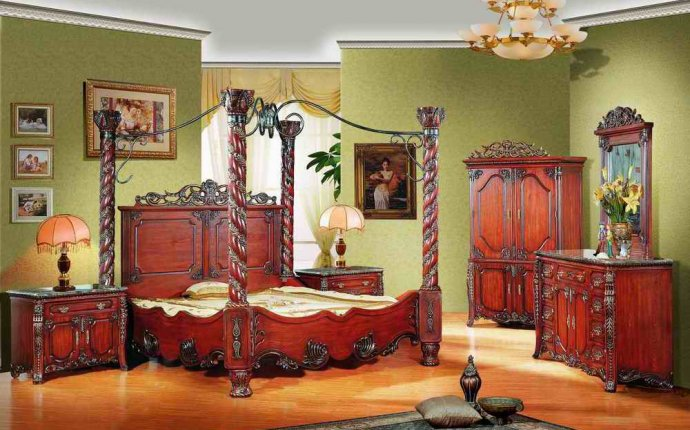 Antique Reproduction Bedroom Furniture - french provincial bedroom