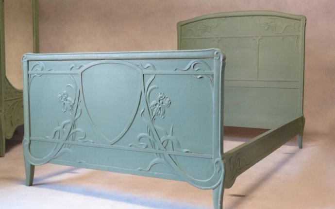 Art Nouveau Bedroom Set France Early 1900s For Sale At 1stdibs In