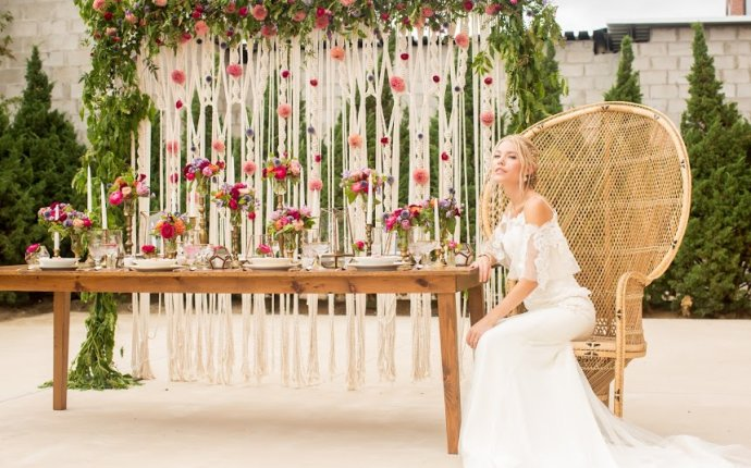 BOHO wedding inspiration Asbury Park, New Jersey with specialty