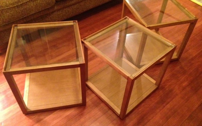 Crate and Barrel Cube Tables - Yelp