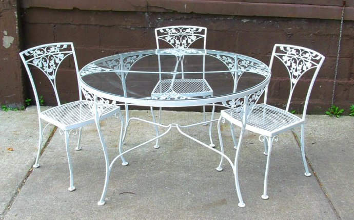 Downloads Antique Wrought Iron Patio Furniture Design hd wonderful