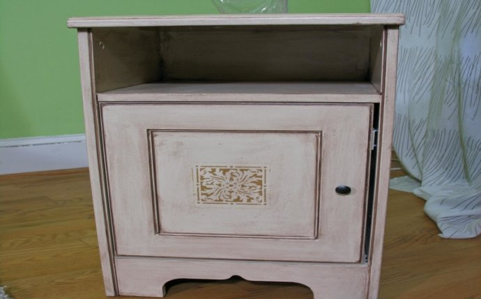 Furniture painting techniques, antiquing furniture with stain
