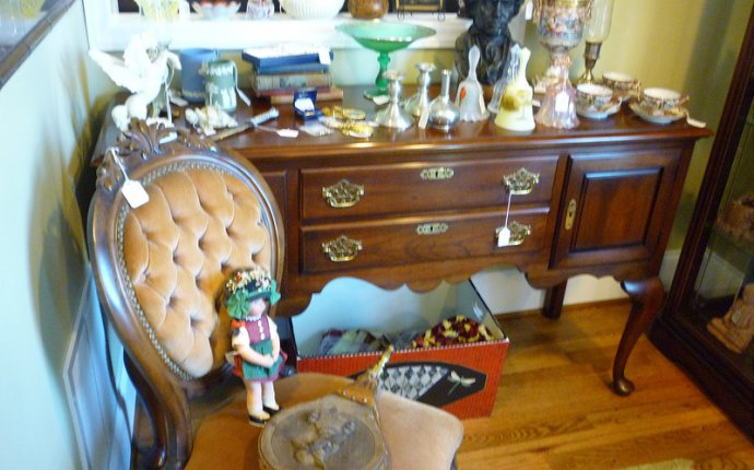 Greensboro Antique Store - Past Perfect Antiques