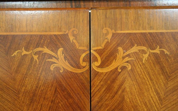 How Bad Is Wood Veneer on Furniture? - The Harp Gallery