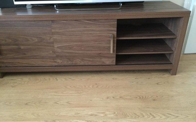 Next walnut furniture (tv unit, sideboard, x2 small tables) | in