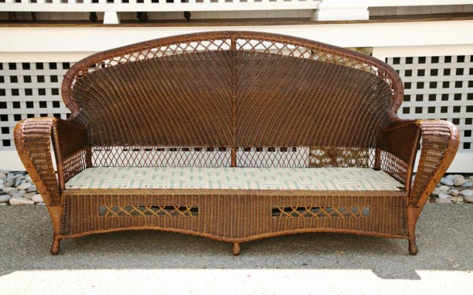 Top Antique Wicker Furniture