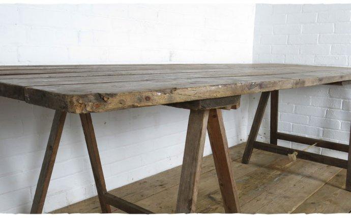 Vintage Tables Hire | Wooden Tables | Weddings | Virginias Vintage