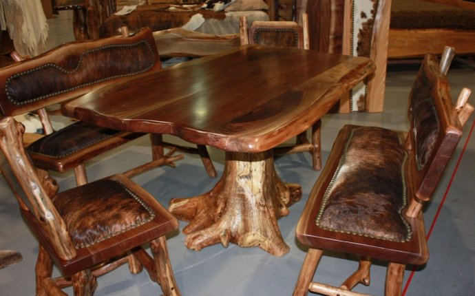 Wood Table Chairs - Real Wooden Furniture