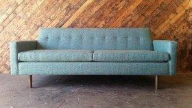 Vintage Mid Century Sofas Antique