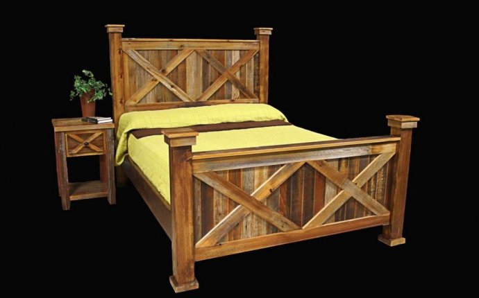 Antique Cedar Bedroom Furniture