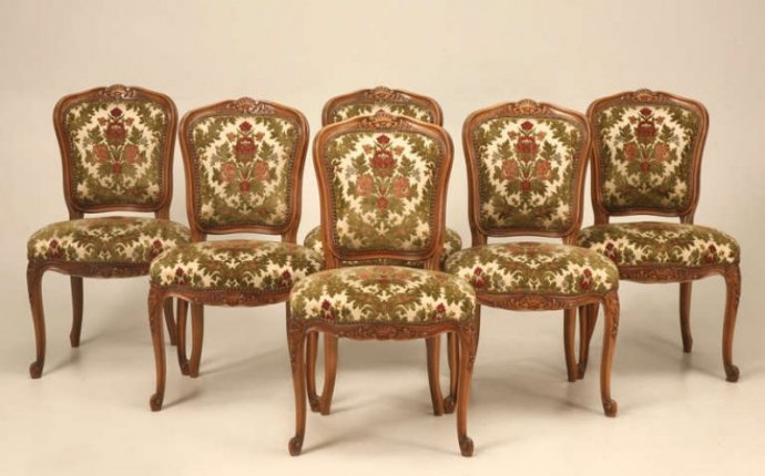 French Vintage Chairs