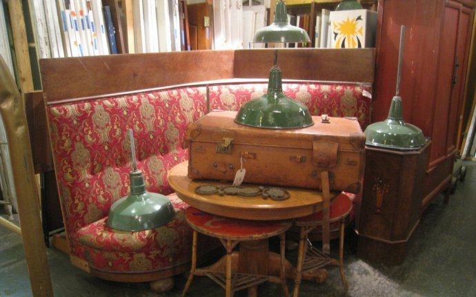 Antique Furniture California