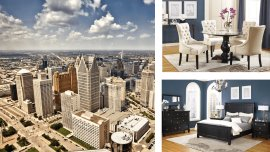 Furniture Rental in the Detroit, MI & Surround Metro Area