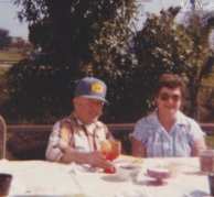 grandpa and grandma june