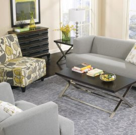 Living Room Furniture from Brook Furniture Rental in Detroit, MI & Metro Area.