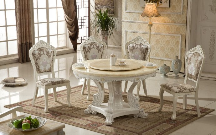 Antique Marble Top Furniture