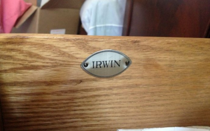 Irwin Furniture Antique